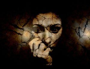 angst voor oorlog of ziekte