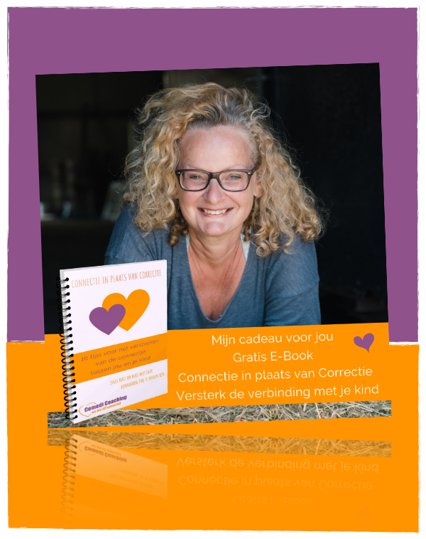 Connectie In Plaats Van Correctie E Book Comedi Coaching